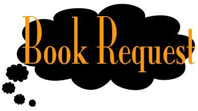 تصویر از درخواست کتاب