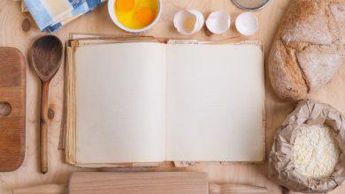 تصویر از کتاب آشپزی
